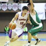 【バスケ】安藤誓哉選手がフィリピンリーグへ移籍 初戦で18得点の活躍!