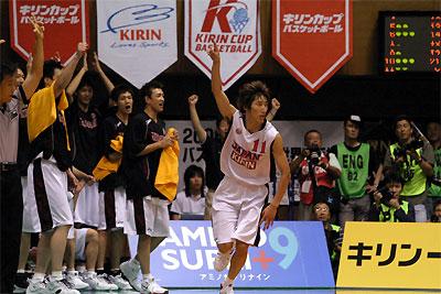 男子日本代表3番(スモールフォワード)談義