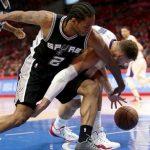 【NBA 2014-15】オールディフェンシブチームを発表、カウィ・レナードが初のファーストチームに選出