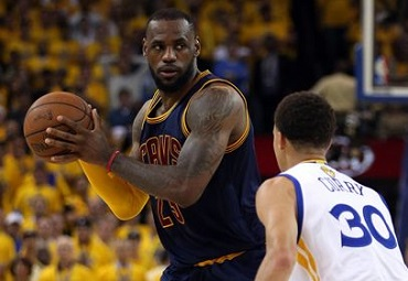 NBAファイナル2015が高視聴率をマーク、1戦2戦ともに前年度より20%以上のアップ