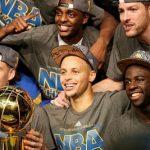 【NBA 2014-15】ウォリアーズがキャブスをゲーム6で退け40年ぶりのNBAファイナル制覇!FMVPにはアンドレ・イグダーラ