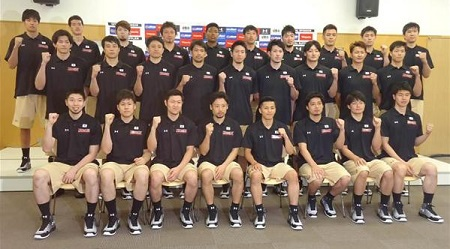 【朗報】男子バスケ代表、アジアでトップを狙える