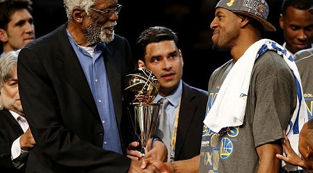 【NBA 2014-15】イグオFMVPおめでとう!
