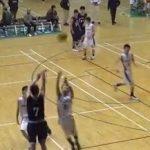 【高校バスケ】  京北の超高校級・テーブス海選手が8月よりアメリカ留学
