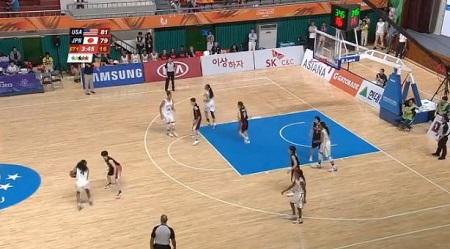 【バスケ】 ユニバーシアード世界大会 で女子日本代表が4位入賞!準決勝ではアメリカ相手にダブルオーバータイムの激戦を演じる