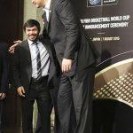 2019年バスケW杯開催地が中国に決定 元NBAロケッツ・姚明らの招致活動が結実