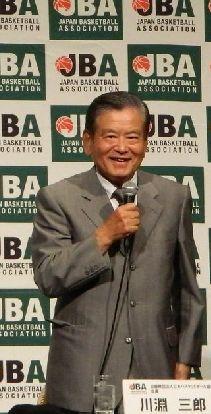 川淵三郎、10年以上続いていたバスケの分裂問題をあっという間に解決