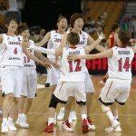 日本女子バスケ代表、リオ五輪出場決定! 決勝は中国を85-50の大差で下し3大会ぶりの五輪切符