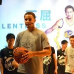 【NBA】ステファン・カリー・インタビュー「好きな選手はレジー・ミラー、スティーブ・ナッシュ、マグジー・ボーグス」