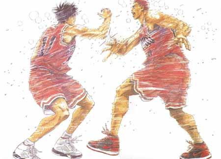 「スラムダンク」の井上雄彦氏、女子バスケ代表祝福
