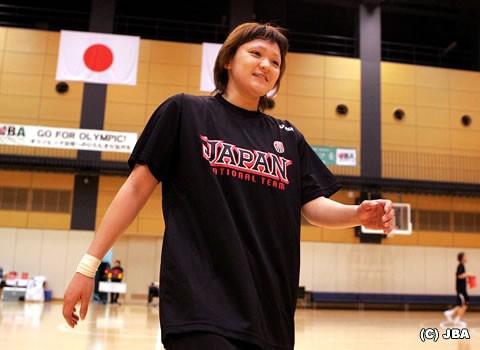 中国紙が五輪出場の女子バスケットを分析、吉田亜沙美と渡嘉敷来夢がキーポイント