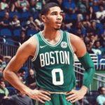 【NBA 2017-18】ジェイソン・テイタム君 (19歳)、一試合平均13.6得点 6.3リバウンド FG:49.4% 3P:51.7% FT:80.5%
