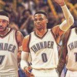 【NBA 2017-18】サンダーって今のメンバーのままだと強くなる気がしない…