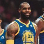 【NBA 2017-18】レブロンがこの夏にウォリアーズと話し合い…そんな噂話も浮上!