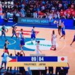 【男子バスケ日本代表】フィリピン戦はフリースローをもう少し決めていれば勝てた試合ではあった