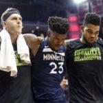 ジミー・バトラーの酷使はウィギンズとタウンズにも責任がある【NBA 2017-18】