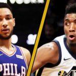 ベン・シモンズとドノバン・ミッチェルのハイレベルな新人王争い【NBA 2017-18】