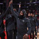 【NBA 2017-18】ロケッツが最速60勝到達!髭MVP&優勝も狙えそうだな