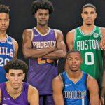 【NBA 2017-18】今シーズンのルーキー達の活躍を語ろう