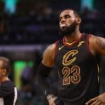 【NBA 2017-18】レブロンジェームスやらかす
