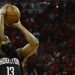 HOU、第7戦の3P成功率は44分の7…27本連続の失敗はプレーオフ記録【NBA 2017-18】
