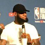 【NBAファイナル2018】 レブロン・ジェームズ、第2戦からは骨折した状態でプレーしていたことを明かす