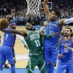 サンダーが前半16点のリードをひっくり返されて開幕4連敗…【NBA 2018-19】