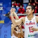 2019年バスケW杯1次予選  男子日本代表はフィリピンに71―77で敗戦