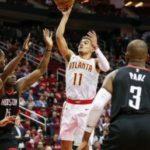 トレイ・ヤング、新人王は取れないかもしれないが今後が楽しみな選手【NBA 2018-19】