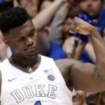 ペリカンズ「ドラフト1位指名権とったで!」 ザイオン「NBA入りやめて大学戻ろうかな」