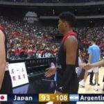 バスケ男子日本代表、アルゼンチンに食らいつくも93-108で敗戦【W杯2019親善試合】