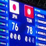 日本代表、チュニジアに76-78で敗戦 終盤に追いつくも残り0.2秒でシュートを決められる【バスケW杯2019親善試合】