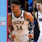 NBAオールスター2020ファン投票第1回中間発表!ルカとヤニスが東西最多得票!八村は苦戦