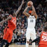 【NBA】デローザンのペイントエリアのFG成功率は相当高い