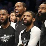 【NBA】いまいる現役の各全盛期で優勝するチームを作るとしたら