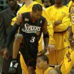 【NBA】アイバーソンは一人でチームをファイナルに連れて行った男
