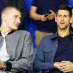 ヨキッチにコロナ危機?セレモニーで同席したバスケ選手から陽性反応…
