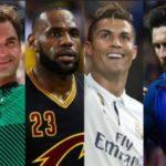 テニス「フェデラーが史上最強」サッカー「メッシが史上最強」バスケ「レブロンが史上最強」
