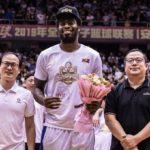 元NBAサンダー所属、昨季中国CBAオールスターのダカリ・ジョンソンが島根のインスタをフォロー