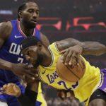 【NBA】LACの方がLALに対してやや有利なのかな?