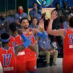 【NBA】ロバーソンが2年半ぶりに実戦復帰!ハーデンも完全復調?