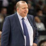 【NBA】ニックスが新HCとしてトム・シボドーを招聘!5年契約へ