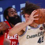 【NBA】ハーデンのポストディフェンスめちゃくちゃ上手くないか?