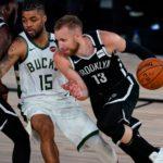 【NBA】調整モードのMILがBKNに敗戦…WASのPO進出の可能性が絶たれる