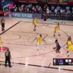 【NBA】OF不調のLALが西ブル欠場のHOUに完敗…ハーデン39点