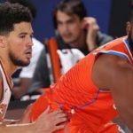 【NBA】サンズが再開後無敗の6連勝!ブッカー35点エイトン遅刻