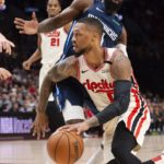 【NBA】PORがDALに競り勝ち単独8位浮上!リラード61点カーメロ26点