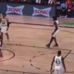 【NBA】渡邊雄太がBOS戦終盤に出場!積極的なプレーを見せダンクを決める