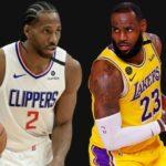 【NBA】レイカーズとクリッパーズがシーズン中断を提案?