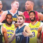 【NBA 2019-20】オールNBAチーム発表!ドンチッチが1stに選出